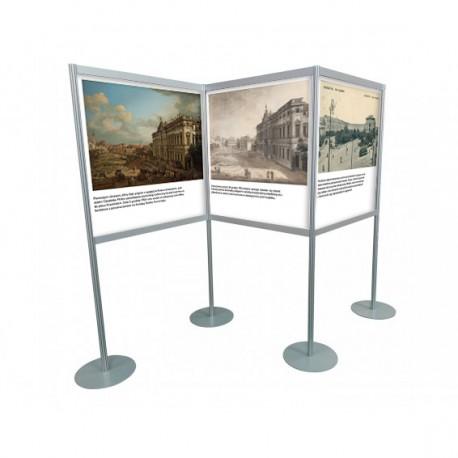 Stojak wystawowy 100 x 200 cm