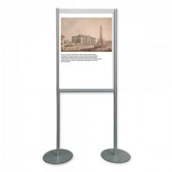 Stojak wystawowy 70 x 100 cm