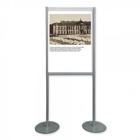 Stojak wystawowy 60 x 85 cm