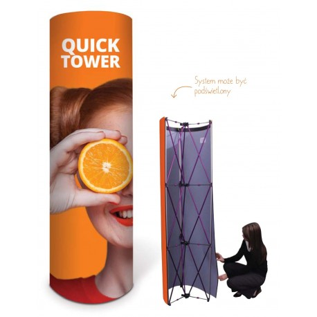 Pop-up Quick Tower