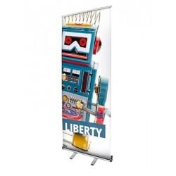 Rollup Liberty 100 x 208 cm