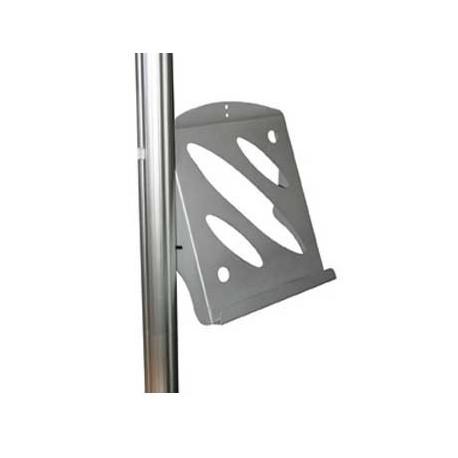 Aluminiowa kieszeń na broszury