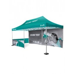Namiot Zoom Tent 3x4,5 m - Konstrukcja