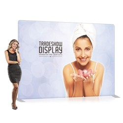 Ścianka tekstylna Premium 200 x 228 cm