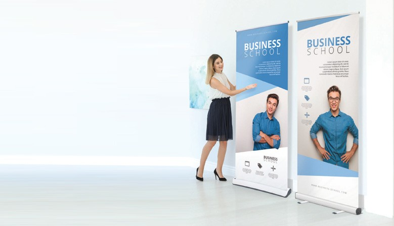 Systemy reklamowe roll-up
